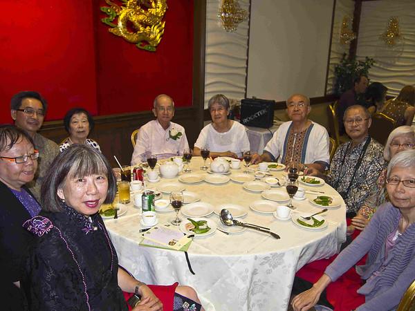 80th Birthdays - Party July 22 2012